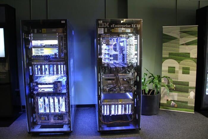 mainframes remain relevant in today's economy. mainframe is not obsolete.