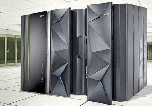 High encryption ability make mainframe better than servers